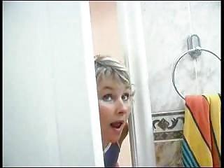 milf spying on son drive he was inside bath