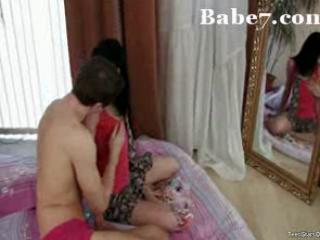 naughty milf has fuck with her son