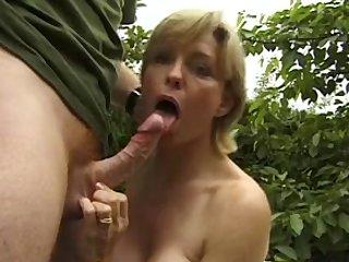 slutty grownup outside anal