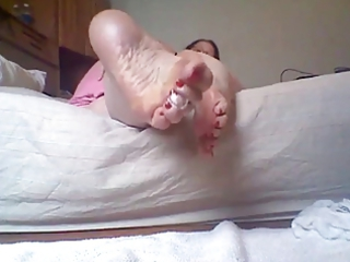 foot of lady