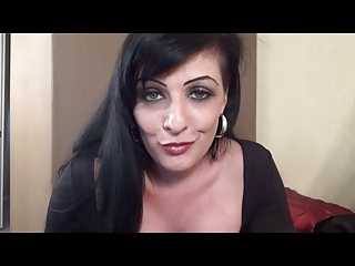 super smoking mommy with joi