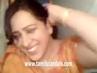 older  indian aunty libido licking video