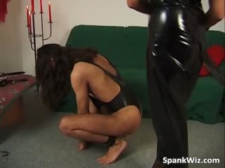 bdsm please with fuck cougar bitch who part2