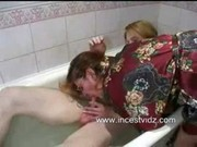 mom son having fuck in bath bath